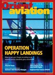 asia-pacific fleet census update - Orient Aviation