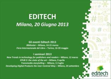 Scarica la presentazione 2013 - Argentovivo