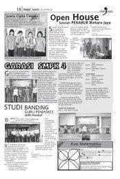Open House - BPK Penabur