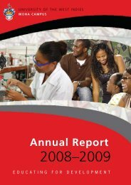 Annual Report - Uwi.edu