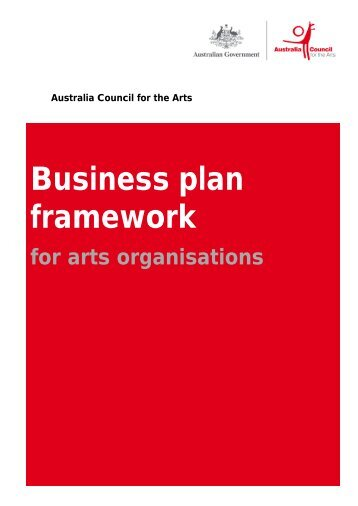Australia_Council_-_National_Business_Plan_Framework_2010
