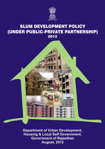 Rajasthan Slum Policy 2012.pdf - jaipur municipal corporation