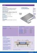 Buprofile.de - Buchberger Profilsysteme - Ablaufrinnen Entwässerungsrinnen Ablaufkörper - Seite 7