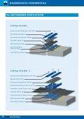 Buprofile.de - Buchberger Profilsysteme - Dehnfugenprofile, Fugenprofile, Dehnfugen, Bauwerksfugen - Seite 4