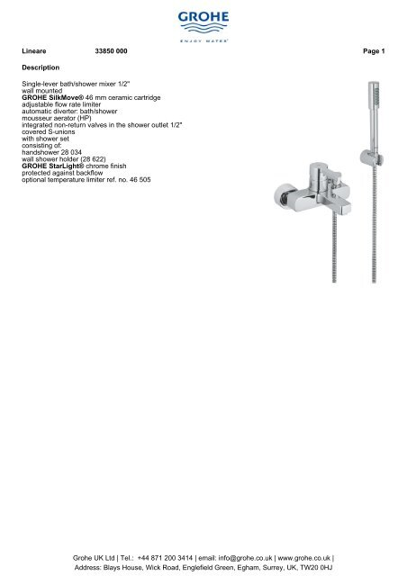 Chrome Thermostatic Mixer Bar Shower Valve Ceramic Cartridge Bathroom Outlet Tap