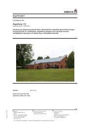 Tekniska utredningar (pdf fil) - Avesta