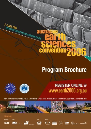 Earth Science Preliminary 4pp.indd - Geological Society of Australia