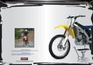 Off-road accessories www.wrpracing.com Off-road ... - MotoXSPEED