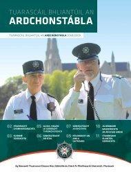 ARDCHONSTÁBLA - Police Service of Northern Ireland