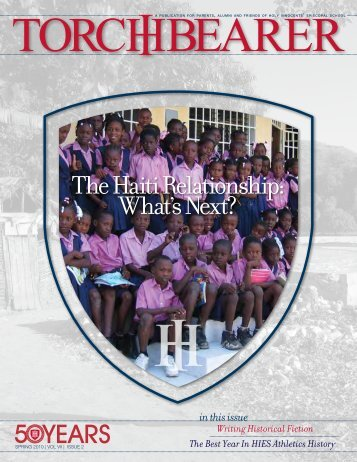 The Haiti Relationship - Holy Innocents' Episcopal School