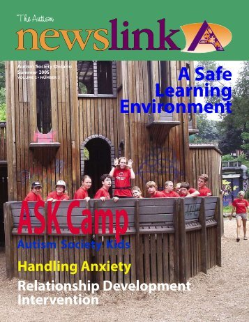 ASK Camp - Autism Ontario
