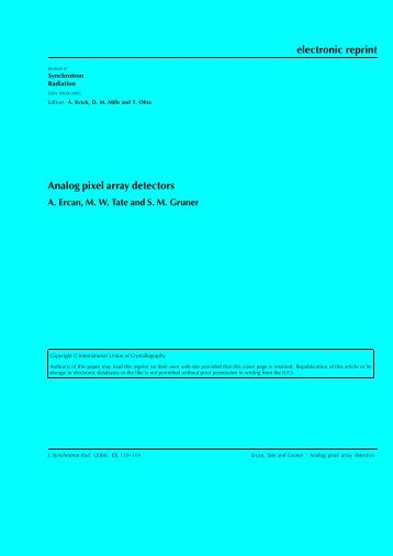 pdf 1.26 Mb - Gruner Group - Cornell University
