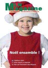 MLN decembre 07.indd - Mandelieu La Napoule