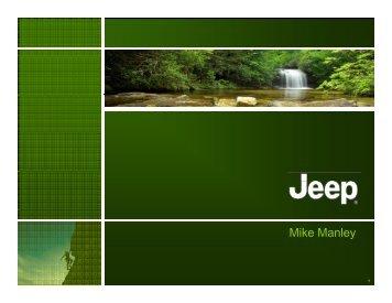 Jeep Brand - Chrysler Group LLC