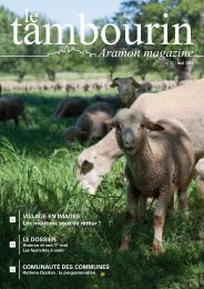 Aramon magazine