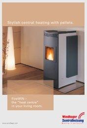 Firewin Brochure - Artizan Heating