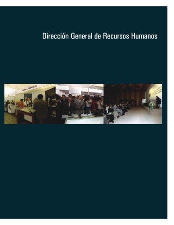 Dirección General de Recursos Humanos - Suprema Corte de ...