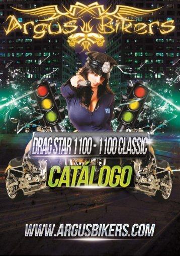 Drag Star 1100-1100 Classic - Argusbikers