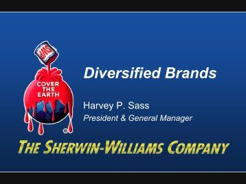 Diversified Brands