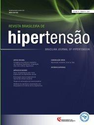 brazilian journal of hypertension - Departamentos Científicos ...