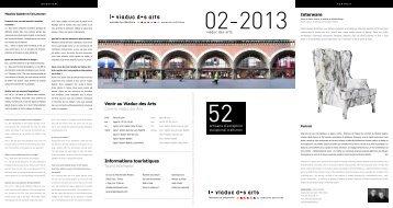 fevrier 2013 - Viaduc des Arts