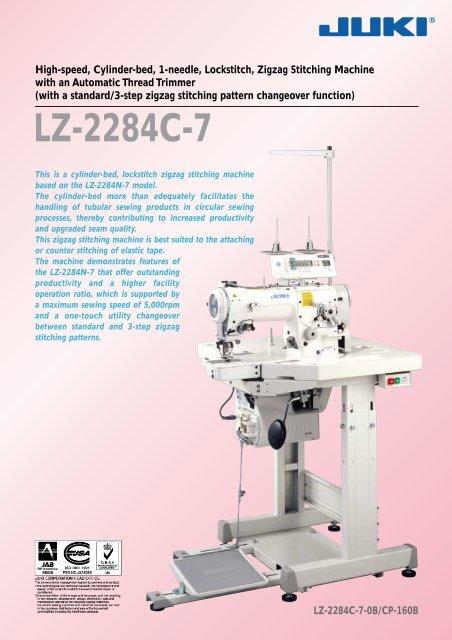 LZ-2284C-7 - Juki