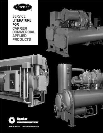 Service Literature Catalog - Totaline