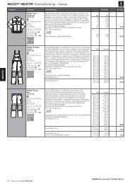 MASCOT® INDUSTRY Arbeitskleidung - Canvas 6KDPY 6KDPY ...