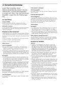 [de] Gebrauchsanleitung ...................................3 Einbauherd ... - Schwab - Seite 4