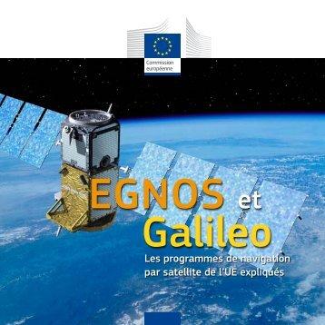 Les programmes de navigation par satellite de l'UE expliqués - Europa