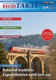 Downloads - NVS Nahverkehrsservicegesellschaft Thüringen mbH