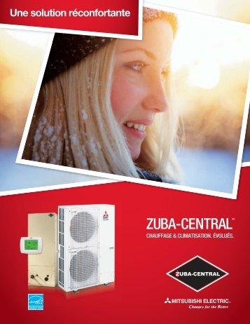 ZUBA-CENTRAL MC - Mitsubishi Electric Sales Canada Inc.