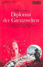 Laumer, Keith - Diplomat der Grenzwelten - TTb 176 - oompoop