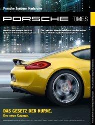 Ausgabe 4/2012 - Porsche Zentrum Karlsruhe