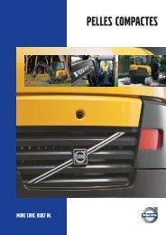 PELLES COMPACTES - Volvo Construction Equipment