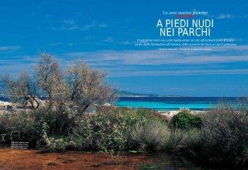 A PIEDI NUDI NEI PARCHI - Sardegna Turismo