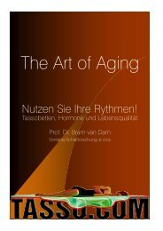The Art of Aging - Tasso Wasserbetten