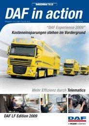 Ausgabe 1, 2009 - Daf.com