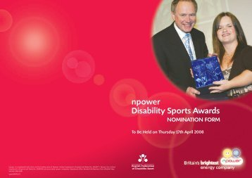 please view the form - Sport Across Staffordshire