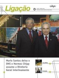 Mario Santos deixa o ONS e Hermes Chipp assume a Diretoria ...
