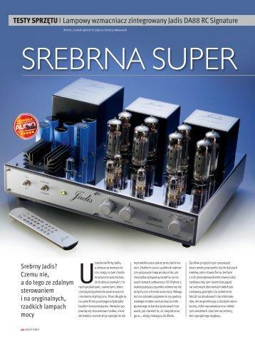 (40-41:AV•MAKIETA 20 - Grobel Audio - Dystrybutor sprzętu Hi-Fi
