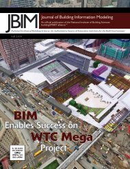 (JBIM) - Fall 2009 - The Whole Building Design Guide