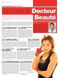 Nourriture antistress Retour aux sources chaudes Coiffures ... - Metro - Page 3