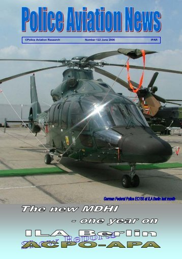 Police Aviation News June 2006