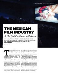 the MexiCan filM industry
