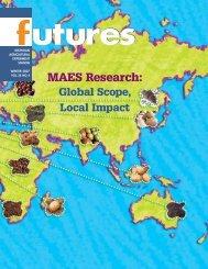 Global Scope, Local Impact - AgBioResearch - Michigan State ...