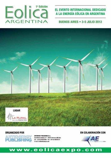 +Info - Asociación Argentina de Energía Eólica