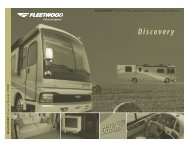 2006 Flyer - Discovery Owners Association