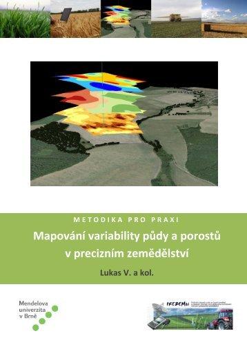 Metodika pro praxi - Mendelova zemědělská a lesnická univerzita v ...