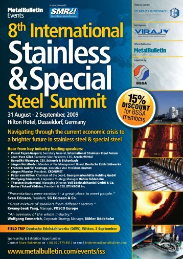 brochure - British Stainless Steel Association